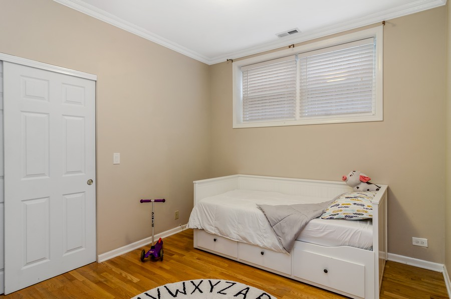 Real Estate Photography - 3930 N Southport, 1S, Chicago, IL, 60613 - 2nd Bedroom