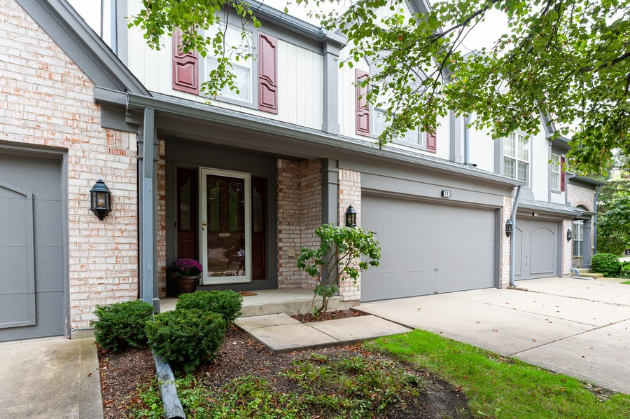 Real Estate Photography - 703 Alsace Cir, Buffalo Grove, IL, 60089 - Front View