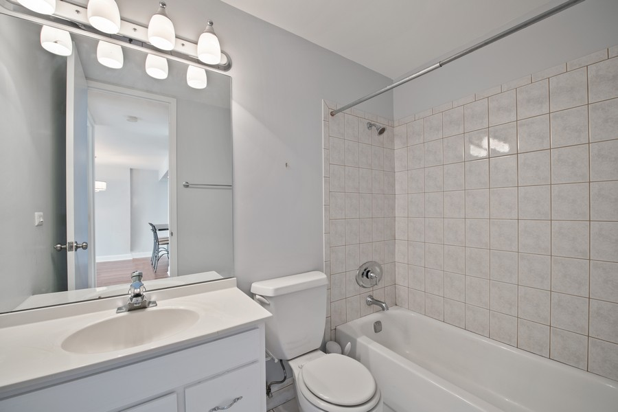 Real Estate Photography - 1660 N. LaSalle St., #1507, Chicago, IL, 60614 - Master Bathroom
