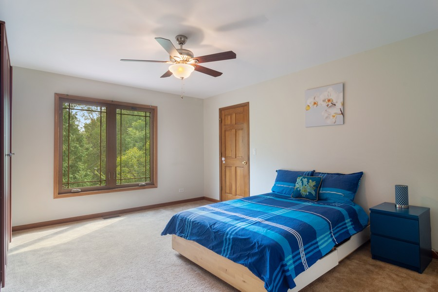 Real Estate Photography - 7N115 FOX BEND DRIVE, SAINT CHARLES, IL, 60175 - 2nd Bedroom