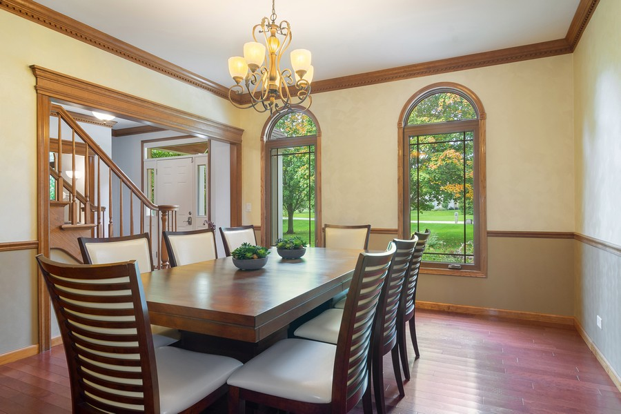 Real Estate Photography - 7N115 FOX BEND DRIVE, SAINT CHARLES, IL, 60175 - Dining Area