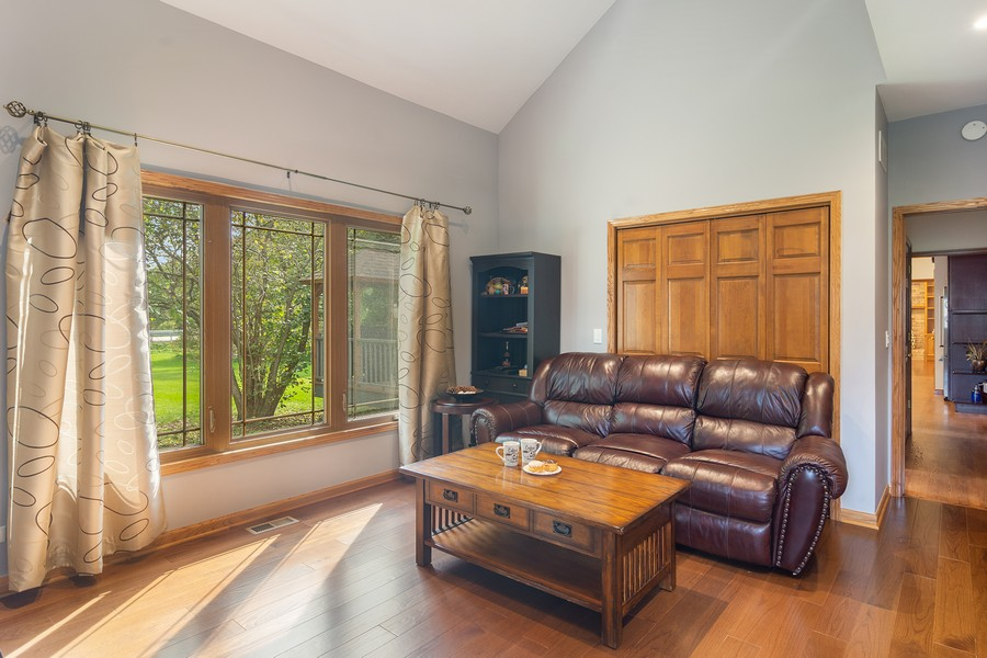 Real Estate Photography - 7N115 FOX BEND DRIVE, SAINT CHARLES, IL, 60175 - Den