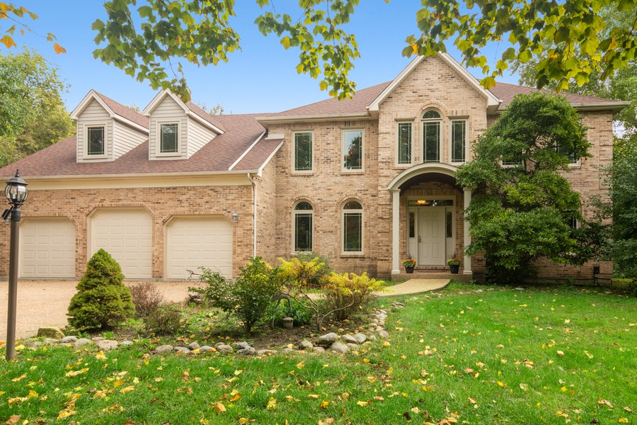 Real Estate Photography - 7N115 FOX BEND DRIVE, SAINT CHARLES, IL, 60175 - Front View