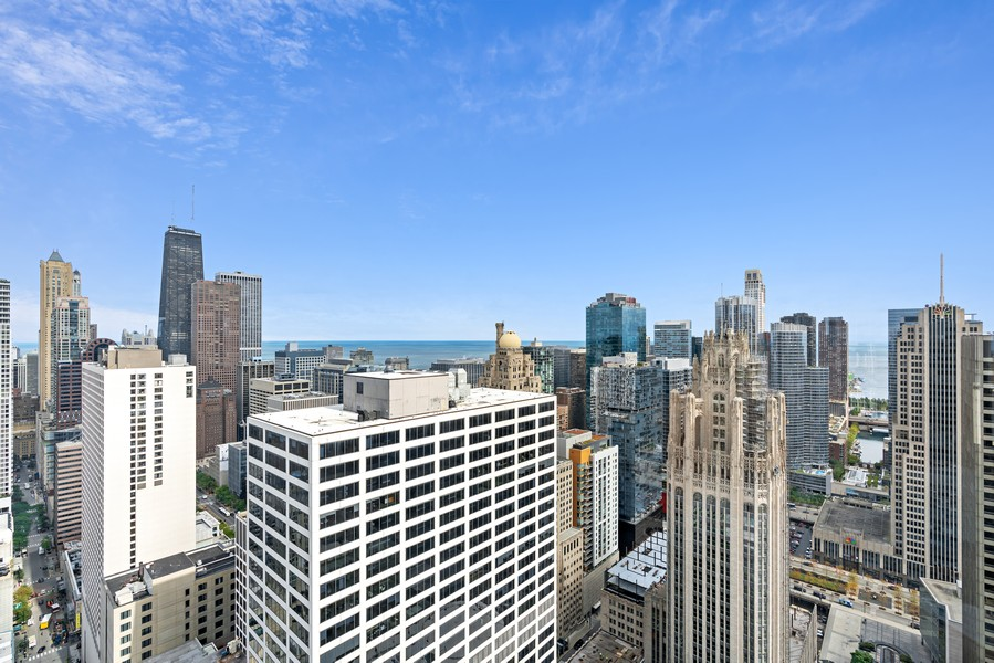 Real Estate Photography - 405 N Wabash Ave, #4810, Chicago, IL, 60611 - View