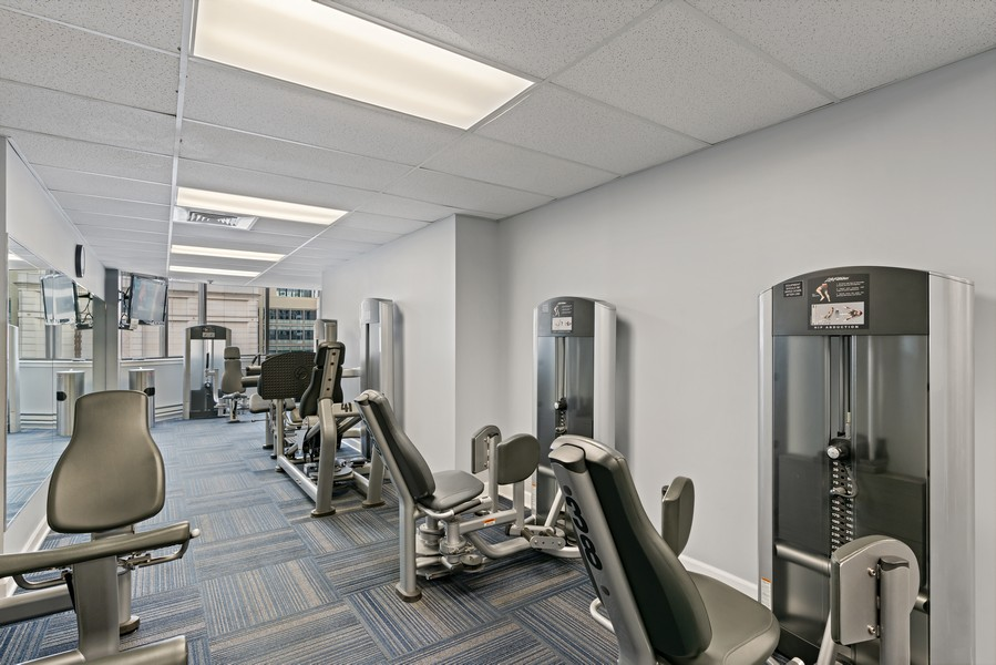 Real Estate Photography - 405 N Wabash Ave, #4810, Chicago, IL, 60611 -