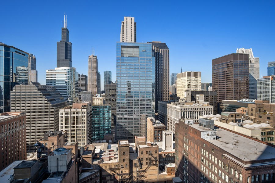 Real Estate Photography - 60 E Monroe unit 3106, Chicago, IL, 60603 - View