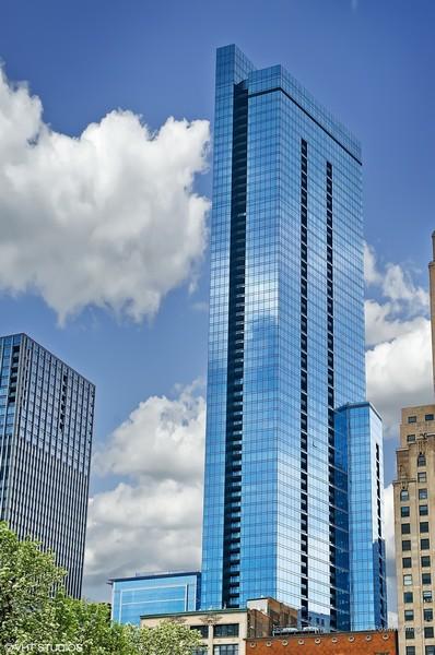 Real Estate Photography - 60 E Monroe unit 3106, Chicago, IL, 60603 -