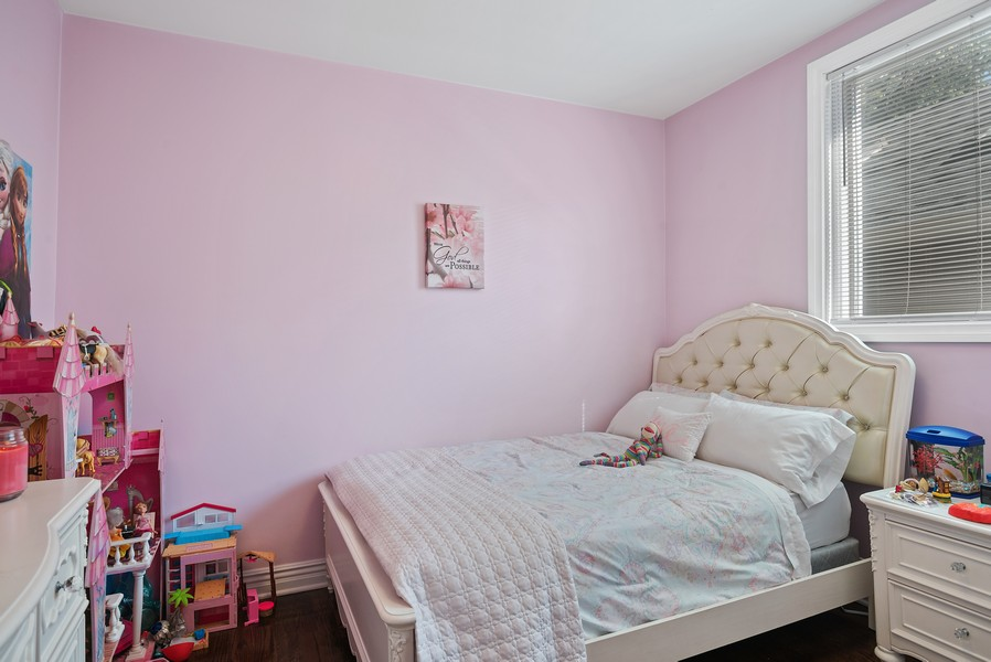 Real Estate Photography - 1427 W Fletcher, Chicago, IL, 60657 - 3rd Bedroom