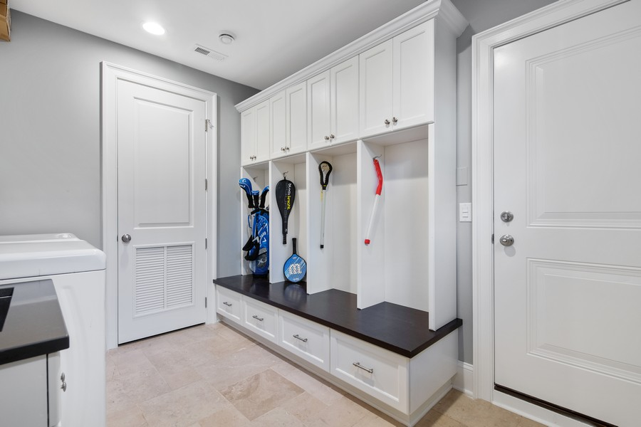 Real Estate Photography - 1938 N. Winchester, Chicago, IL, 60647 - Mudroom