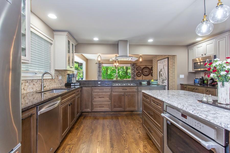 Real Estate Photography - 146 Higman Park Hill, Benton Harbor, MI, 49022 - Kitchen