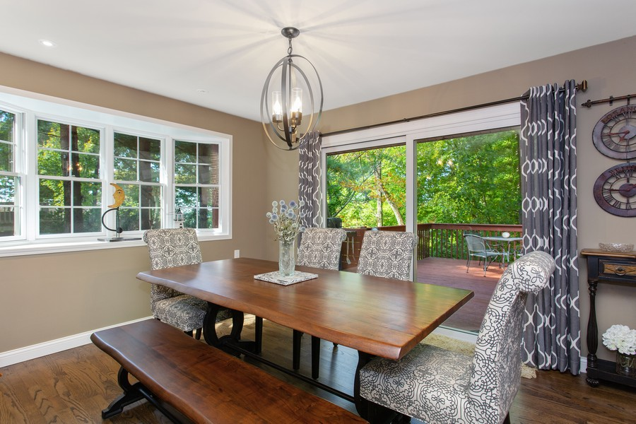 Real Estate Photography - 146 Higman Park Hill, Benton Harbor, MI, 49022 - Dining Room