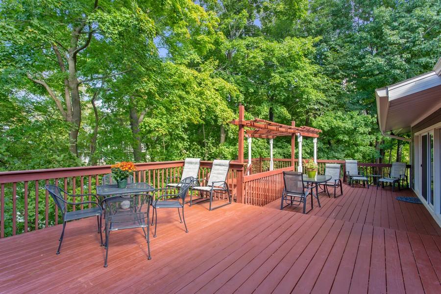 Real Estate Photography - 146 Higman Park Hill, Benton Harbor, MI, 49022 - Deck