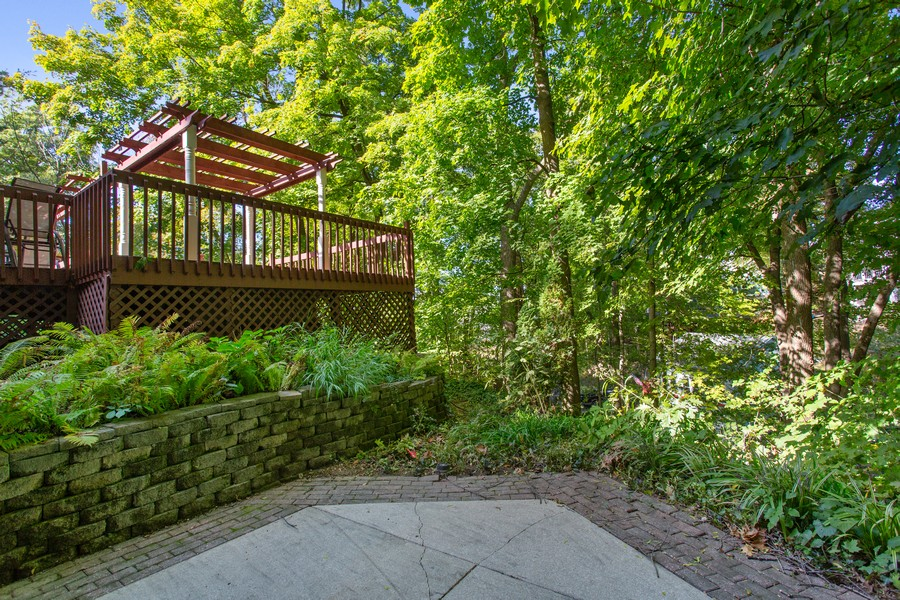 Real Estate Photography - 146 Higman Park Hill, Benton Harbor, MI, 49022 - Patio