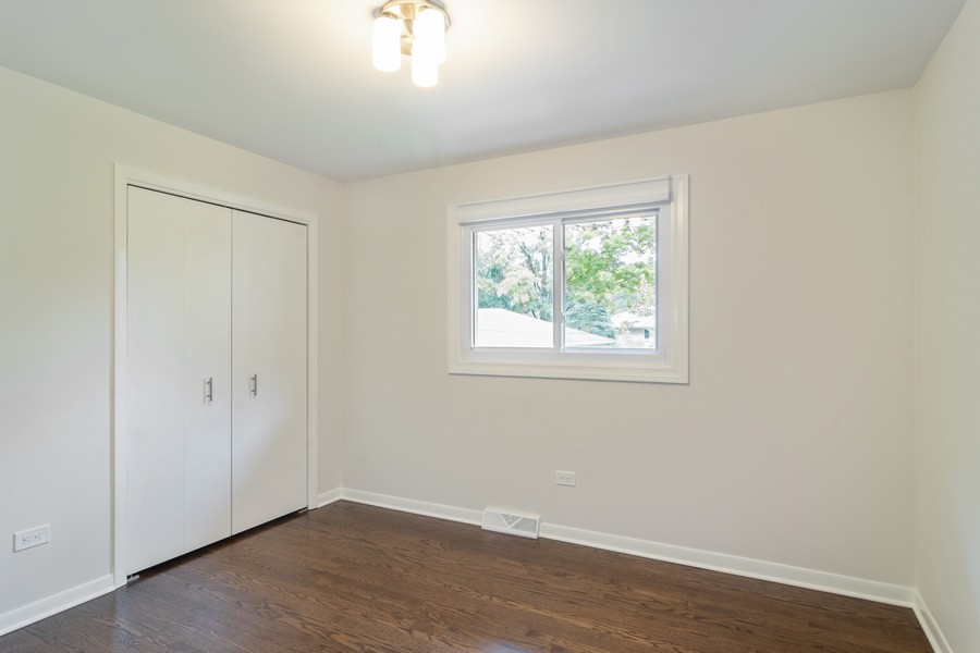 Real Estate Photography - 1001 N Arlington Hts Road, Arlington Heights, IL, 60004 - 3rd Bedroom