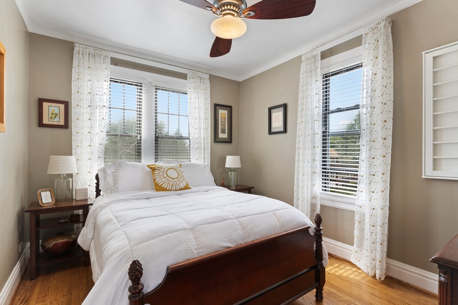 Real Estate Photography - 7229 Adams Street, Unit 2, Forest Park, IL, 60130 - Master Bedroom