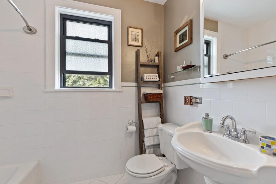 Real Estate Photography - 7229 Adams Street, Unit 2, Forest Park, IL, 60130 - Bathroom