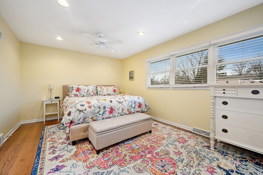 Real Estate Photography - 1606 Longmeadow, Glenview, IL, 60026 - Master Bedroom