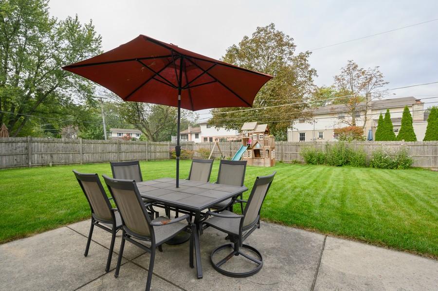 Real Estate Photography - 1606 Longmeadow, Glenview, IL, 60026 - Patio
