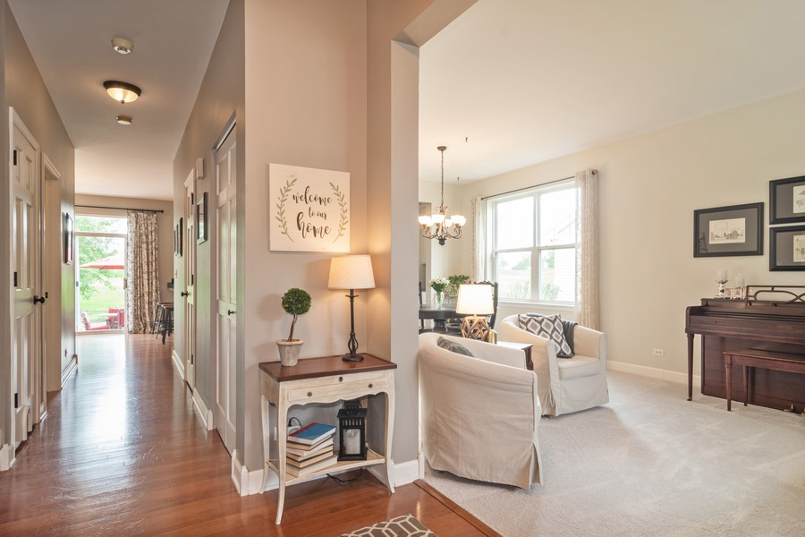 Real Estate Photography - 294 Foxford Drive, Cary, IL, 60013 - Foyer