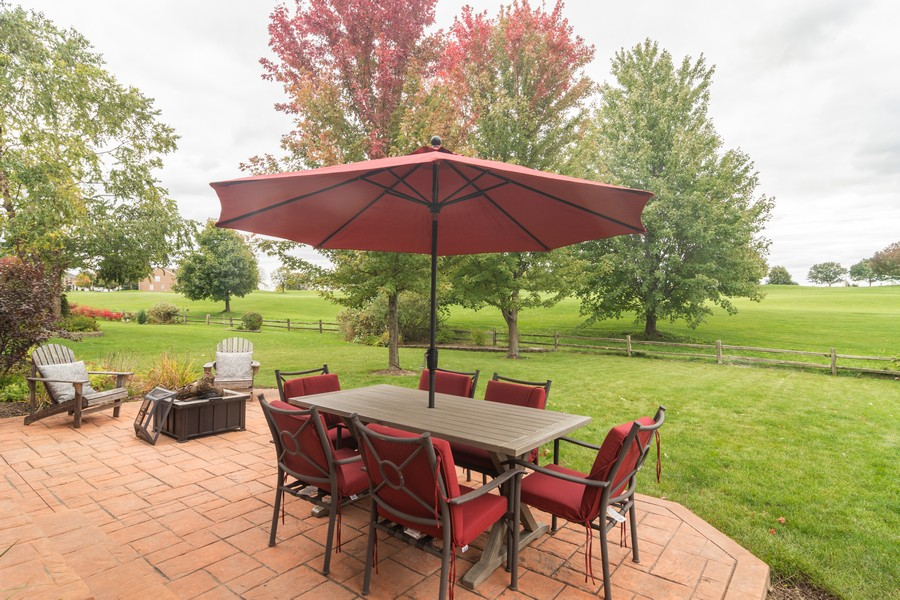 Real Estate Photography - 294 Foxford Drive, Cary, IL, 60013 - Patio