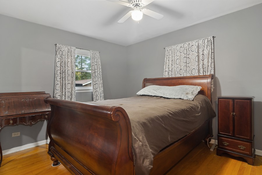 Real Estate Photography - 426 S Gibbons, Arlington Heights, IL, 60004 - 2nd Bedroom