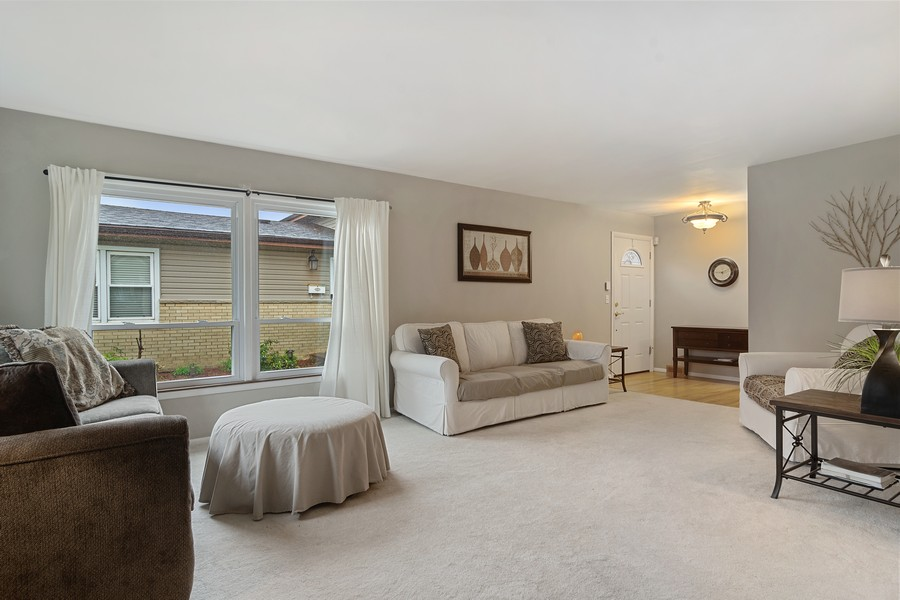 Real Estate Photography - 426 S Gibbons, Arlington Heights, IL, 60004 - Living Room