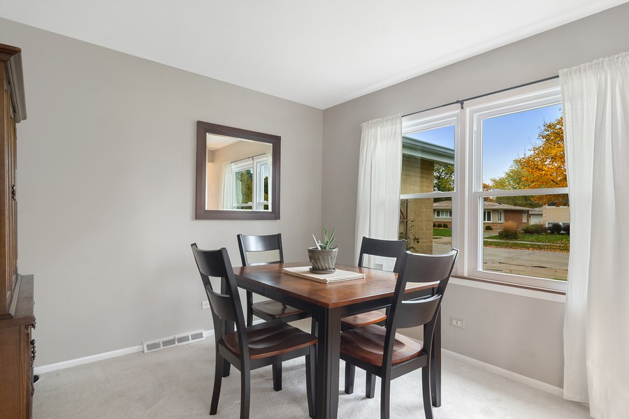 Real Estate Photography - 426 S Gibbons, Arlington Heights, IL, 60004 - Dining Room