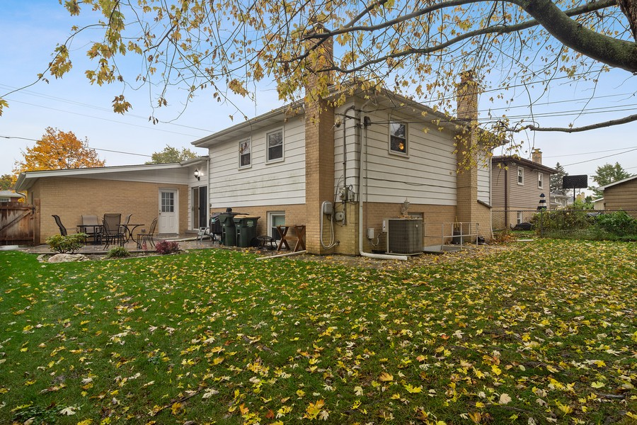 Real Estate Photography - 426 S Gibbons, Arlington Heights, IL, 60004 - Rear View