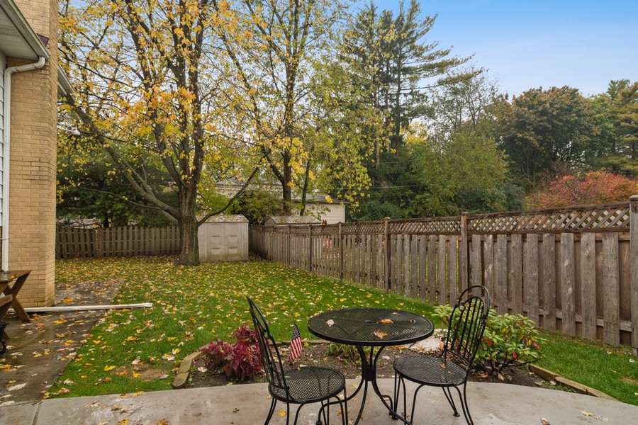 Real Estate Photography - 426 S Gibbons, Arlington Heights, IL, 60004 - Patio