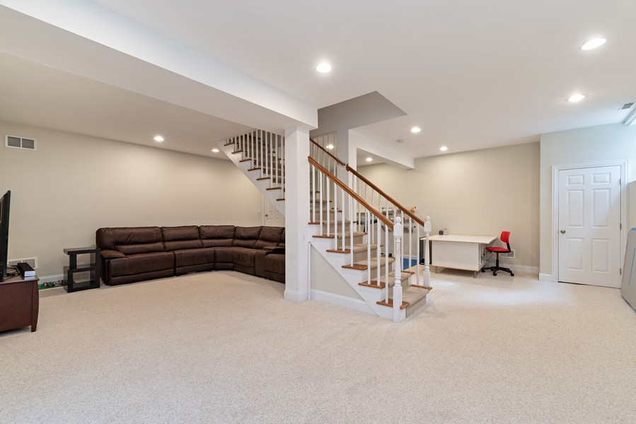 Real Estate Photography - 2328 Illinois, Northbrook, IL, 60062 - Basement