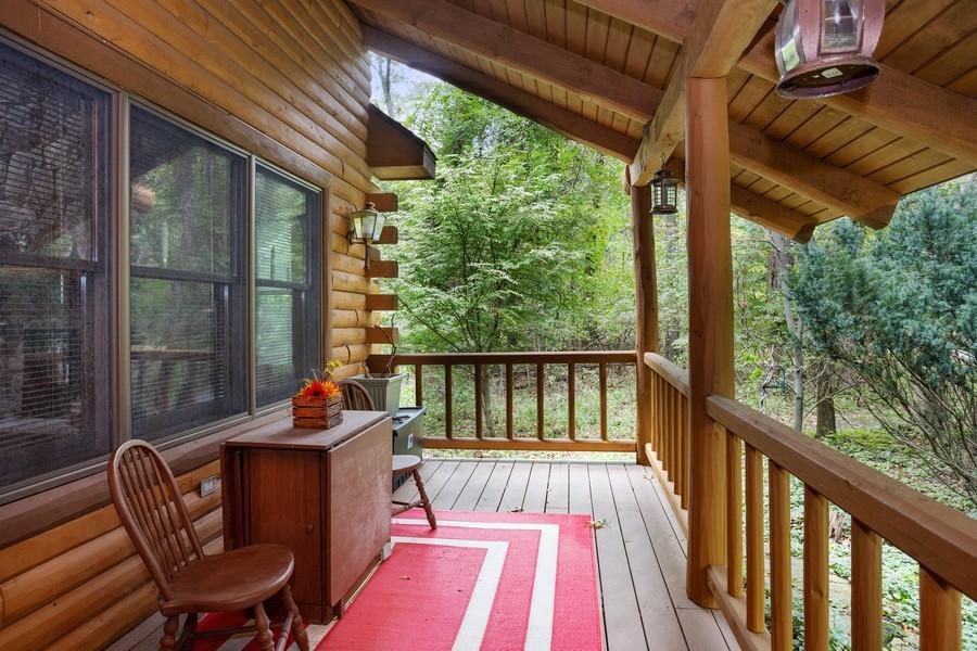 Real Estate Photography - 4054 Choctaw Trail, New Buffalo, MI, 49117 - Porch