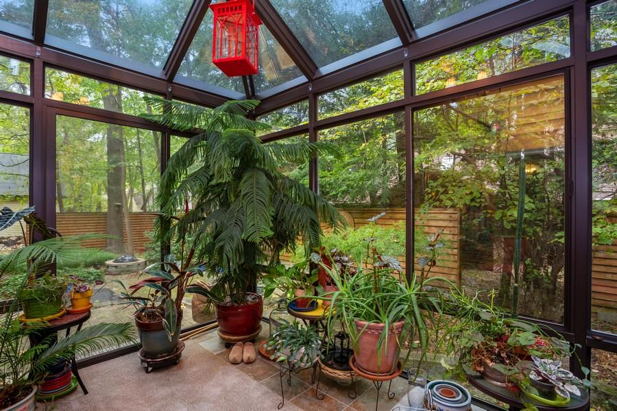 Real Estate Photography - 4054 Choctaw Trail, New Buffalo, MI, 49117 - Sun Room