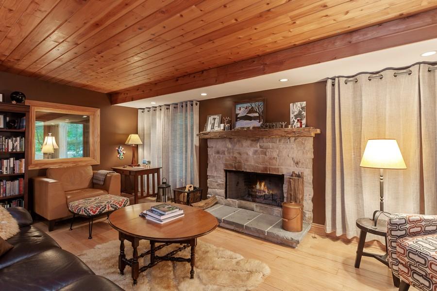 Real Estate Photography - 15975 AB Ruffino Road, Union Pier, MI, 49129 - Living Room