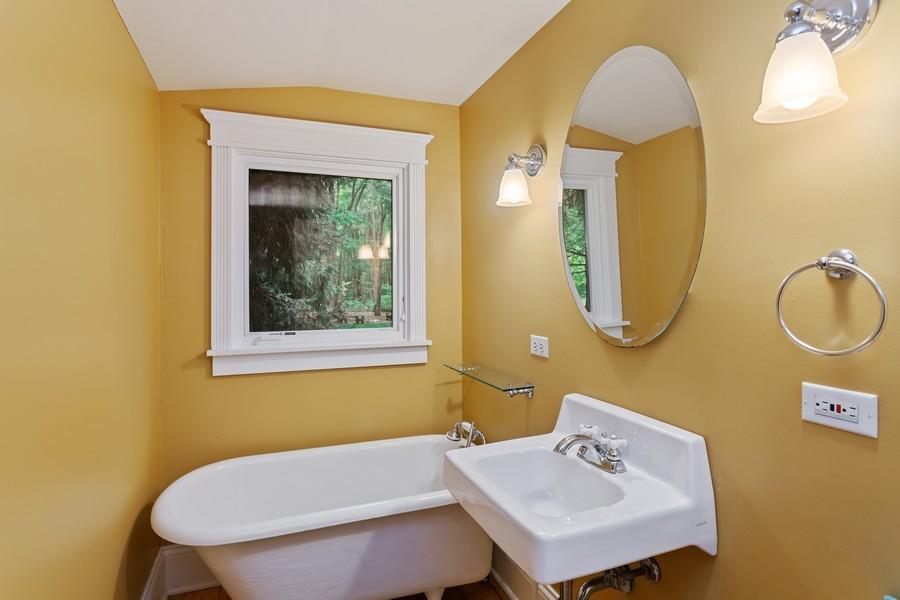 Real Estate Photography - 15975 AB Ruffino Road, Union Pier, MI, 49129 - Master Bathroom