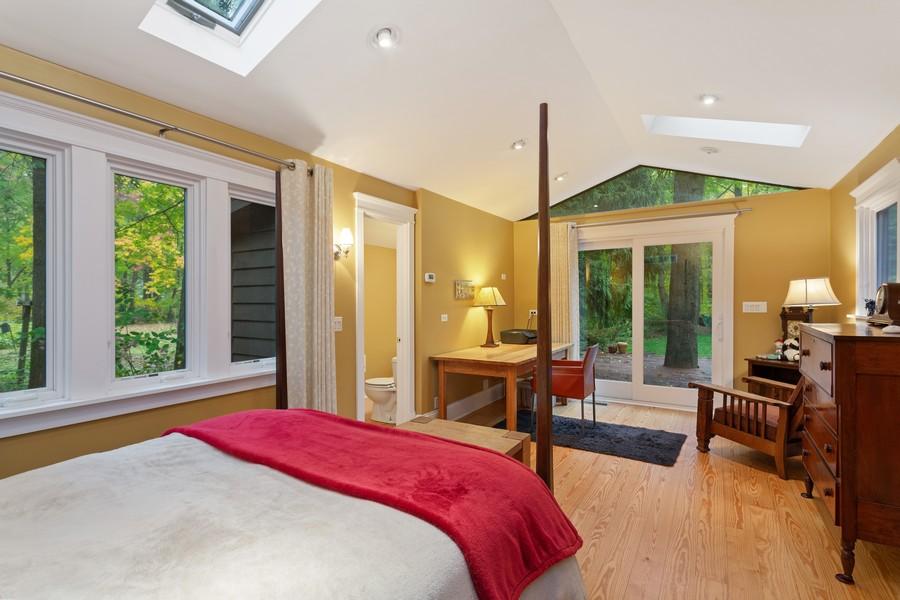 Real Estate Photography - 15975 AB Ruffino Road, Union Pier, MI, 49129 - Master Bedroom
