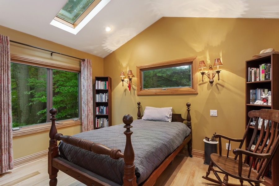 Real Estate Photography - 15975 AB Ruffino Road, Union Pier, MI, 49129 - 2nd Bedroom
