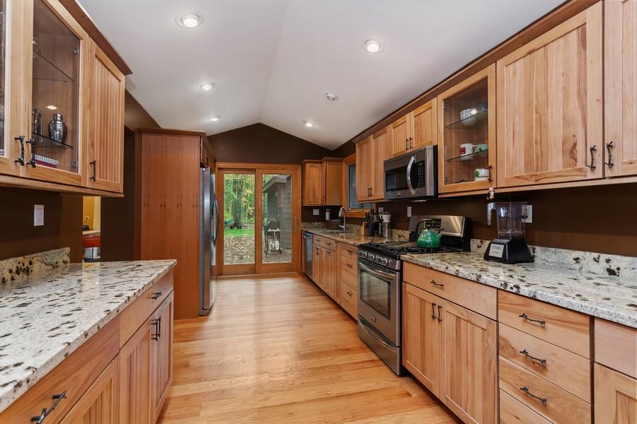 Real Estate Photography - 15975 AB Ruffino Road, Union Pier, MI, 49129 - Kitchen