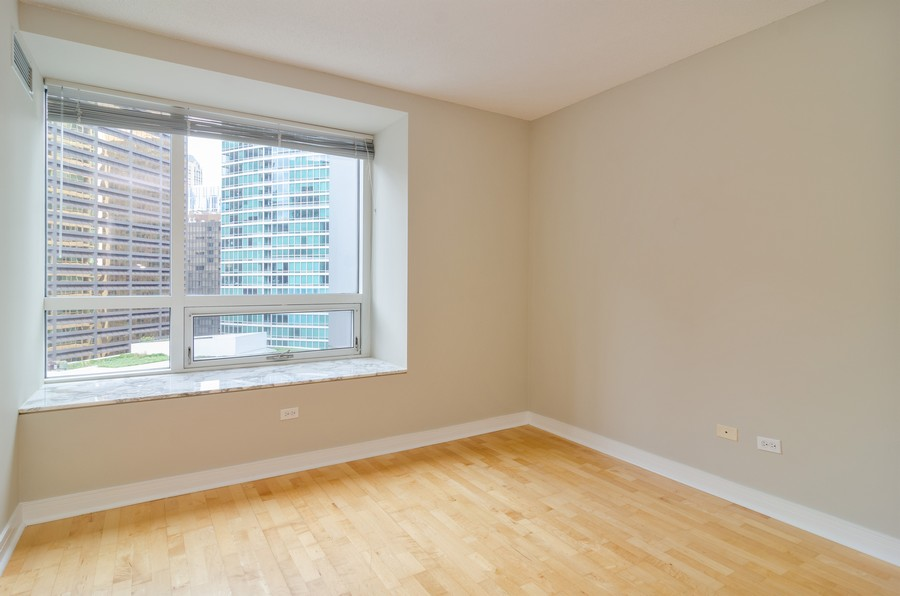 Real Estate Photography - 512 N McClurg Ct, Unit #1310, Chicago, IL, 60611 - 2nd Bedroom