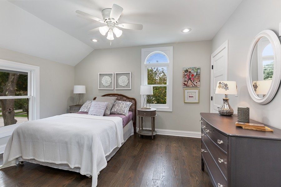 Real Estate Photography - 200 W Station St, Barrington, IL, 60010 - 2nd Bedroom