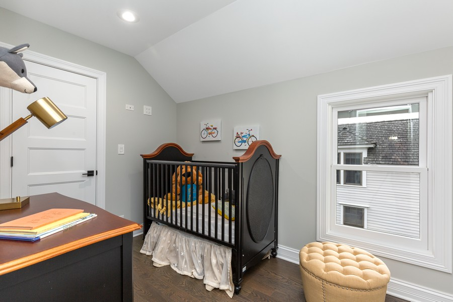 Real Estate Photography - 200 W Station St, Barrington, IL, 60010 - 3rd Bedroom
