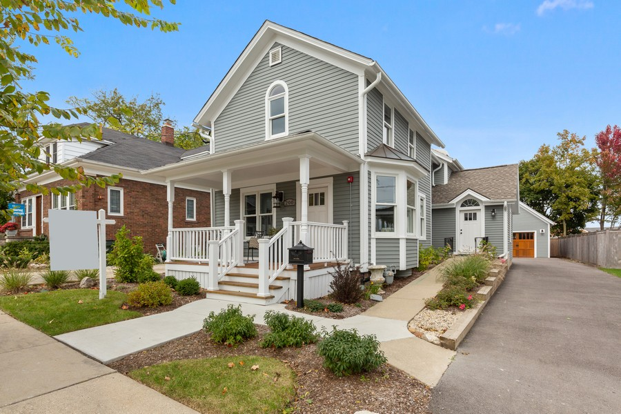 Real Estate Photography - 200 W Station St, Barrington, IL, 60010 - Front View