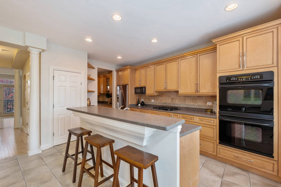 Real Estate Photography - 2044 Valor Ct, Glenview, IL, 60026 - Kitchen