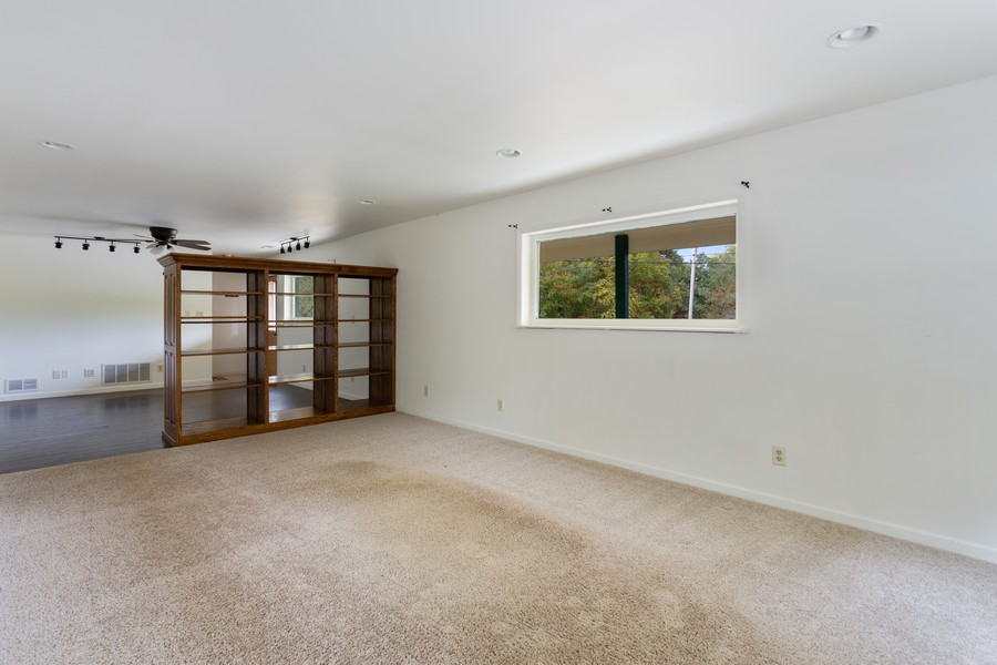 Real Estate Photography - 6566 W 400 N, Michigan City, IN, 46360 - Family Room