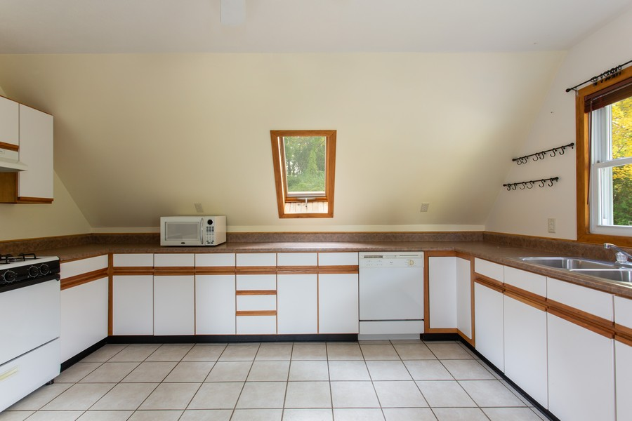 Real Estate Photography - 6566 W 400 N, Michigan City, IN, 46360 - Kitchen