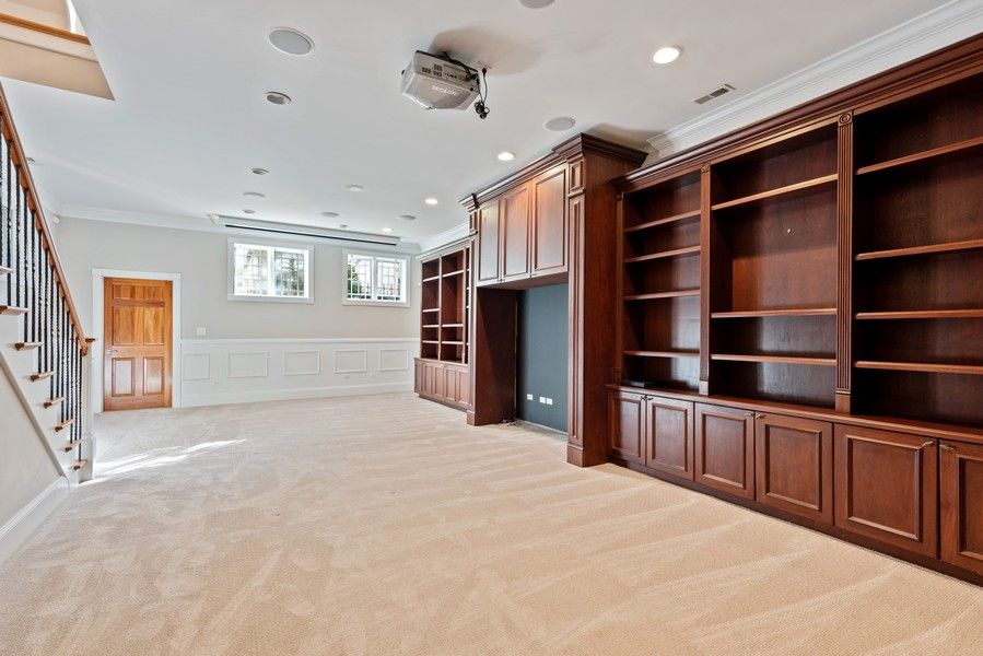 Real Estate Photography - 2720 N Bosworth, Chicago, IL, 60614 - Lower Level