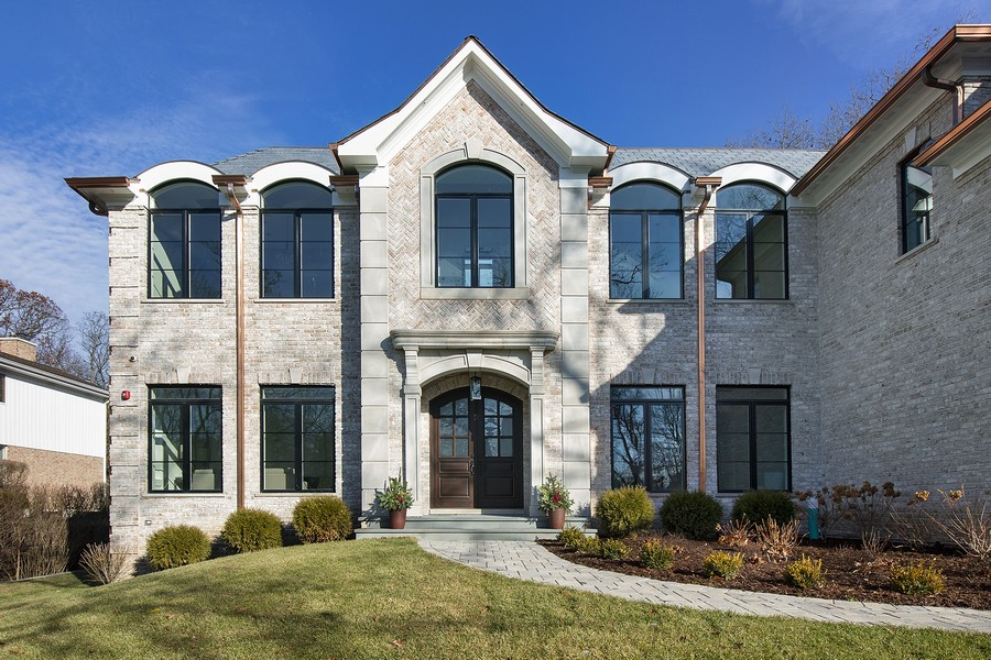 Real Estate Photography - 901 Bluff Rd, Glencoe, IL, 60022 -