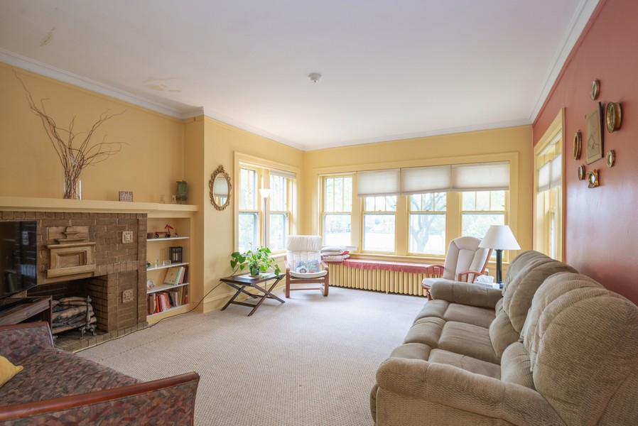 Real Estate Photography - 2651 W Winona Street, Chicago, IL, 60625 - Living Room