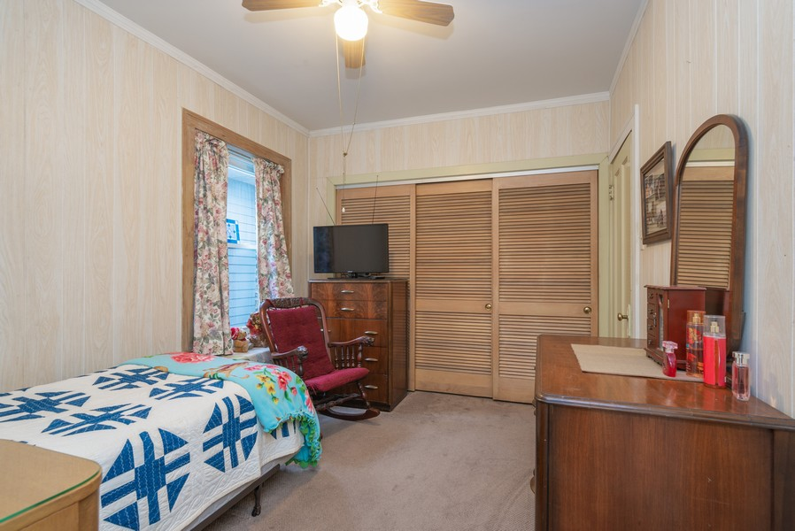 Real Estate Photography - 2651 W Winona Street, Chicago, IL, 60625 - 2nd Bedroom
