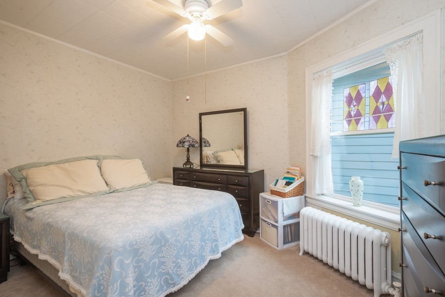 Real Estate Photography - 2651 W Winona Street, Chicago, IL, 60625 - Master bedroom