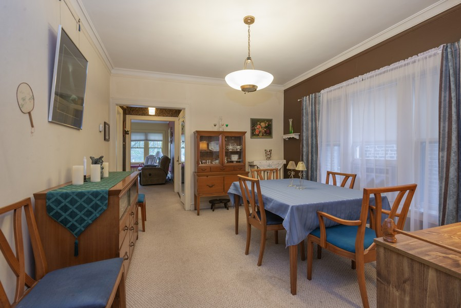 Real Estate Photography - 2651 W Winona Street, Chicago, IL, 60625 - Dining Room